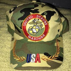 Brand new, United States Marines baseball cap